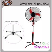 Electrical Stand Fan with Ox Blade-New Design Base
