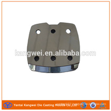 Zinc Die Casting Base with Chrome Plating Finish
