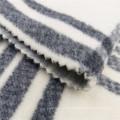 100% Polyester kariert bedruckt Polar Fleece Kleidung Stoff