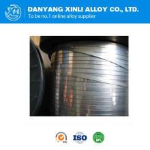 Preço competitivo 0cr21al4 Fio plano resistente à corrosão