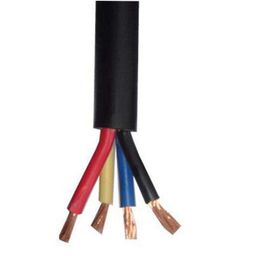 Flexible Middle  Rubber Insulated Sheathed Electrical Cables