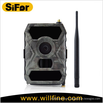 Willfine 2017 3G outdoor waterproof IP54 battery operated PIR motion detection 3G trail camera