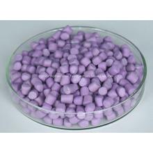 Gebeizter farbpolymergebundener Beschleuniger Masterbatch DPG-80