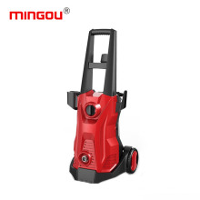 15inch electrical high pressure wall polisher man on board