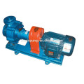 Liquid transport electric syrup pumps