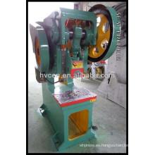 Máquina de perforación manual J21S 100T