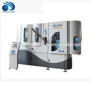 PET-Blasformen-Maschine der hohen Dichte / automatische Flaschen-Blasformen-Maschine / PET-Blasformen-Maschine