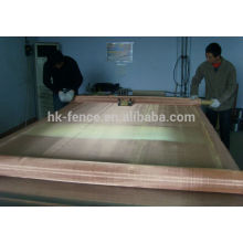 200 mesh rot kupfernetz filter tuch anping fabrik