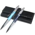 Briefpapier-Geschenk-Stift-Büro-Briefpapier-Metallfeder mit Geschenk-Kasten