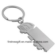 Cadeaux de promotion Porte-clés en métal personnalisé avec logo (F1328)