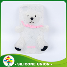 Nieuwe Design Bear siliconenhoes Cellphone