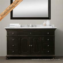Fed-1670A Gabinete moderno de la vanidad del cuarto de baño de la alta calidad