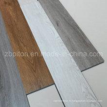 Planche de revêtement de sol en vinyle profondément gaufré