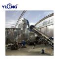 220kw Poplar Biomass pellet making machine