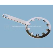 Projeto de precisão CNC de peça de alumínio