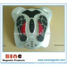 Appareil biologique Physiothérapie électromagnétique Santé Traitement de physiothérapie au pied Massager pour les pieds