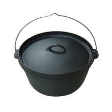 Popular products LFGB certificate cast iron dutch oven