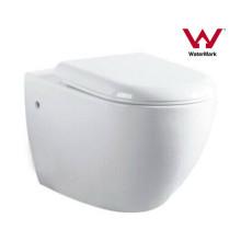 Salle de bain Watermark Ceramic Wall Hung Toilet (6005)