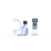 Équipement mobile à haute fréquence de radiologie de machine de système de C-bras
