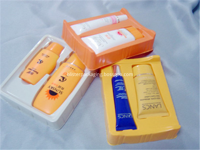 Disposable Plastic Cosmetic Tray