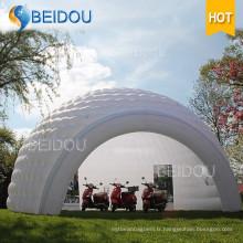 Salon de l'exposition Big Tent Factory Garden Gazebo Wedding Party Tentes gonflables pour événements extérieurs