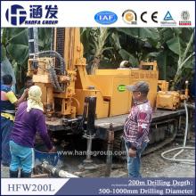 Máquina de construcción Hfw200L de perforación de agua con alta calidad