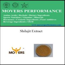 Extracto de Shilajit del extracto de calidad superior de la venta caliente
