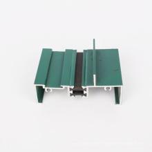 good customized aluminium extrusion profile for curtain wall