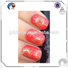 Latest stickers designs, Long lasting nail dress peel off sticker
