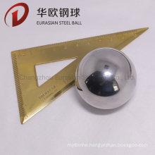 Anti-Abrasive 4.763-45mm Chrome Steel Ball for Wind Power Bearings