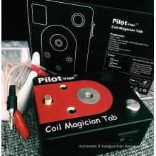 Original Pilot Vape Coil Magician Tab en stock avec les prix les moins chers 521 Tab