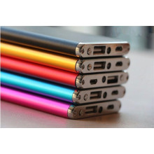 USB Portable Phone Rohs Power Bank Menu