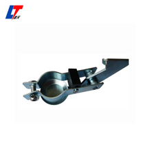 4'' stainless steel polished raincap RC400P