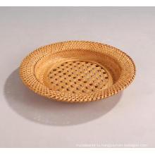 High Quality Handmade Natural Bamboo Basket/Gift Basket (BC-NB1031)