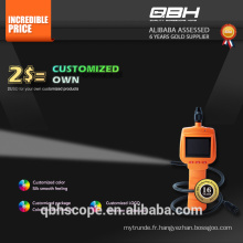 personnaliser l'outil de réparation de voiture vidéo endoscope inspection caméra vidéo industrielle