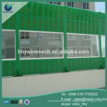 factory supply highway sound barrier