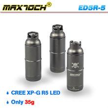 Maxtoch ED5R-5 XP-G R5 320 lúmenes linterna Mini niños