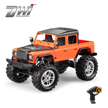 DWI Landrover 1:14 RC Car 2.4G 4CH Wireless Remote Control 4WD Rock Crawlers Driving Car Excellent Off-Road