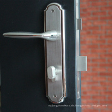 Hochwertiges Türdrücker-Türschloss im Komplett-Set