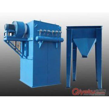 Pulse Pulse Industrial Remover Equipment Pemungut Habuk