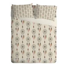 Большой матовый полиэстер микрофибры ткань для листа постельных принадлежностей на продажу