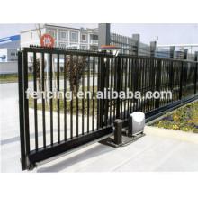 Sicherheit Eisen Schiebetor Designs für Häuser