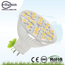 12v smd a mené la lumière de tache avec le certificat de la CE et de Rohs