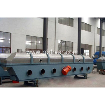 Salt dryer / ZLG Series vibrating fluid bed drying processor