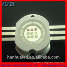 10Вт RGB светодиодные Тав фишки модуля; модуль Сид 9W RGB Сид; Сид 10W RGB полный цвет чип