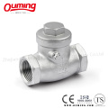 Swing Check Valve with Threaded End