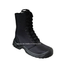 Casual Style Full Oxford Fabric Safety Shoes (HQ03003)