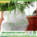 Tissu non tissé stable aux UV pour la protection des cultures