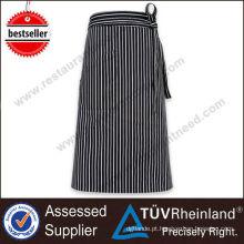 Europe Design Fashionable Cooking Work Avental de cozinha de algodão