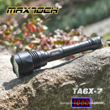 Maxtoch TA6X-7 1000LM Filter Cover Hunting XM-L T6 Flashlight